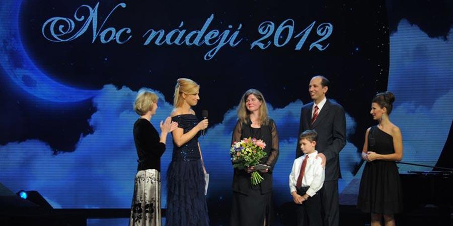 Noc nádejí 2012