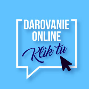 Darovanie online
