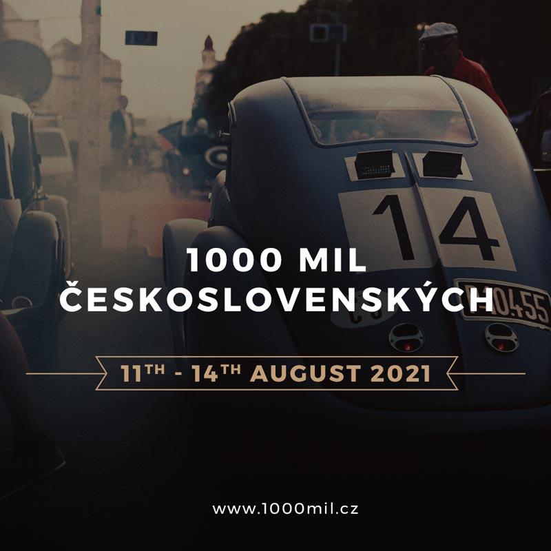 O Kvapku Lepších 1000 míľ Československých